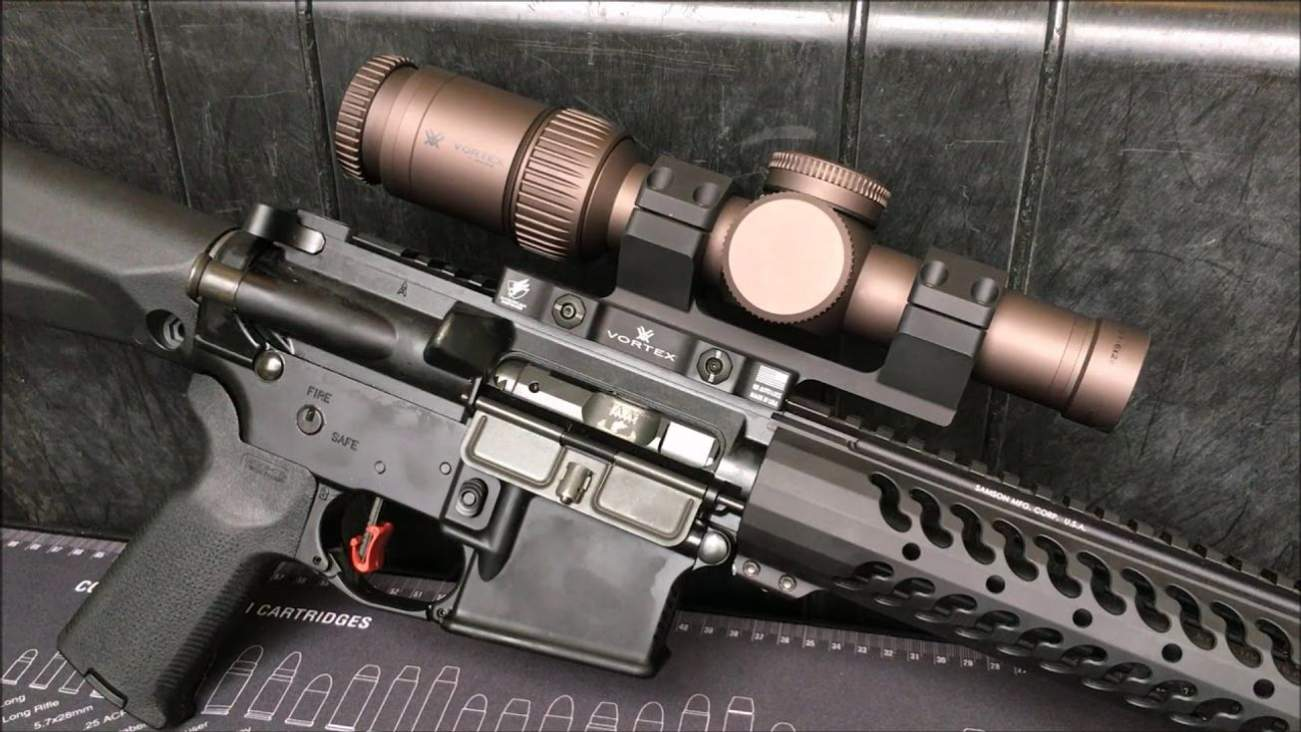 Razor HD Gen III LPVO: The 'Optics' the U.S. Military Passed on Can Now Be Yours