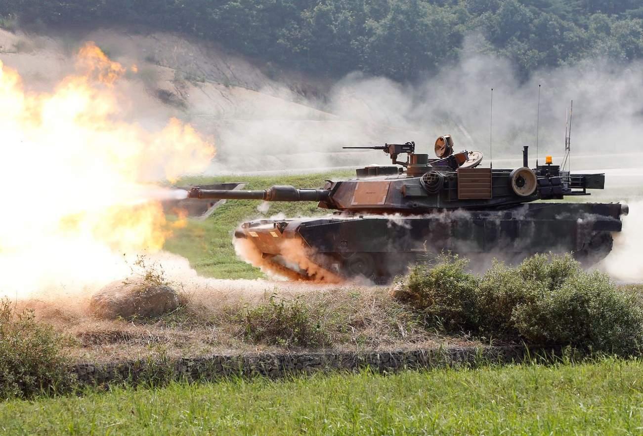 The Brutal Reason American Tanks Shoot Depleted Uranium Shells