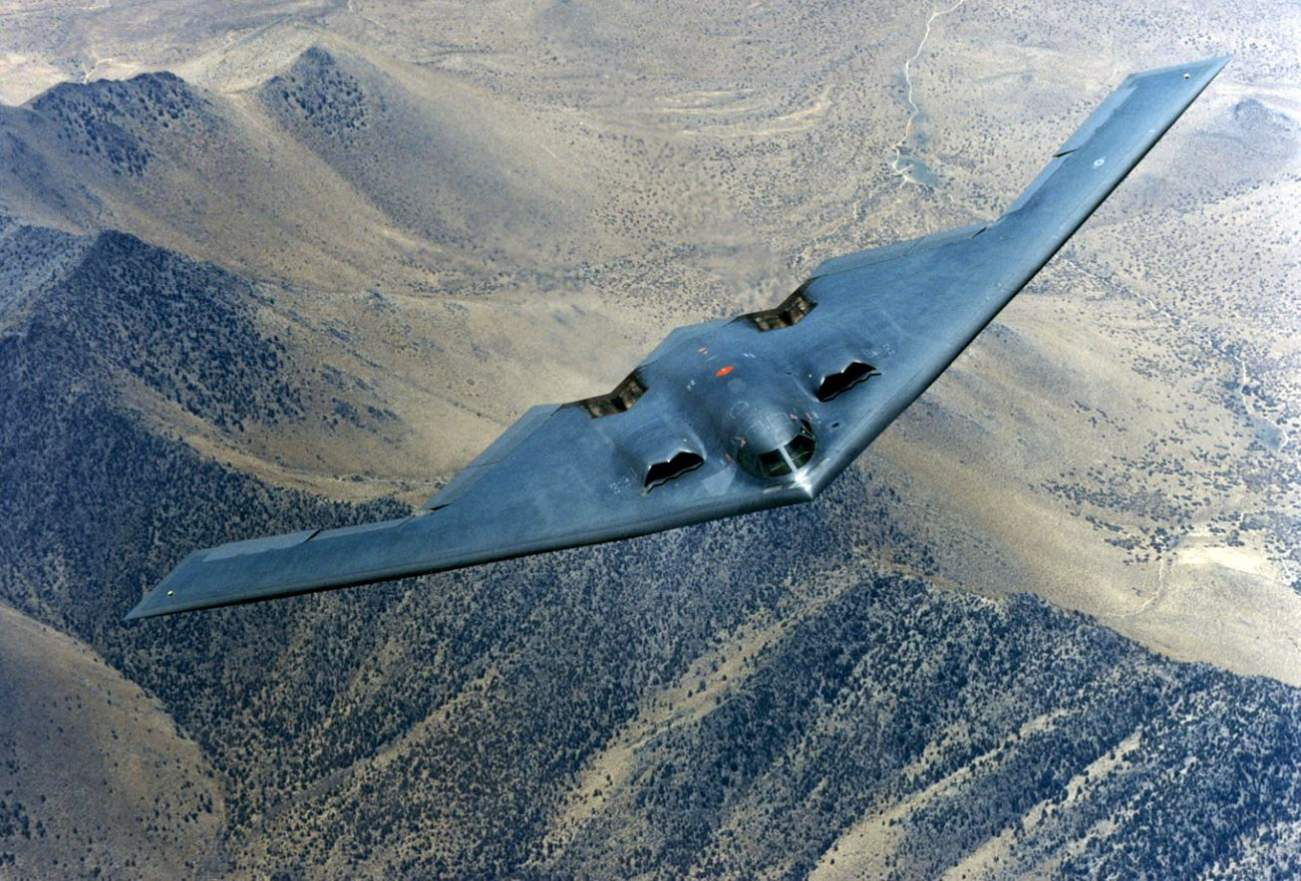 The Air Force's New B-21 Stealth Bomber Will Be a High-Tech Doomsday Machine