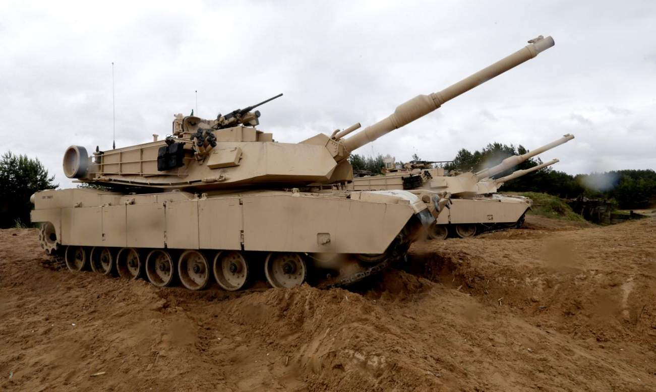 How the M1 Abrams Tank Came to Be America's Greatest War Machine