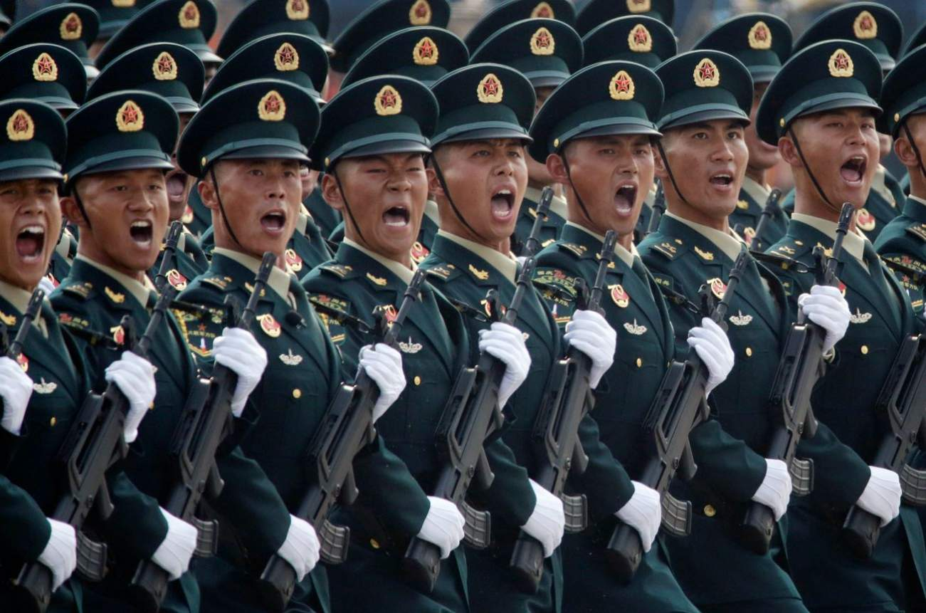 Not Good: This Report Warns China Could Beat America in a Fight by 2049