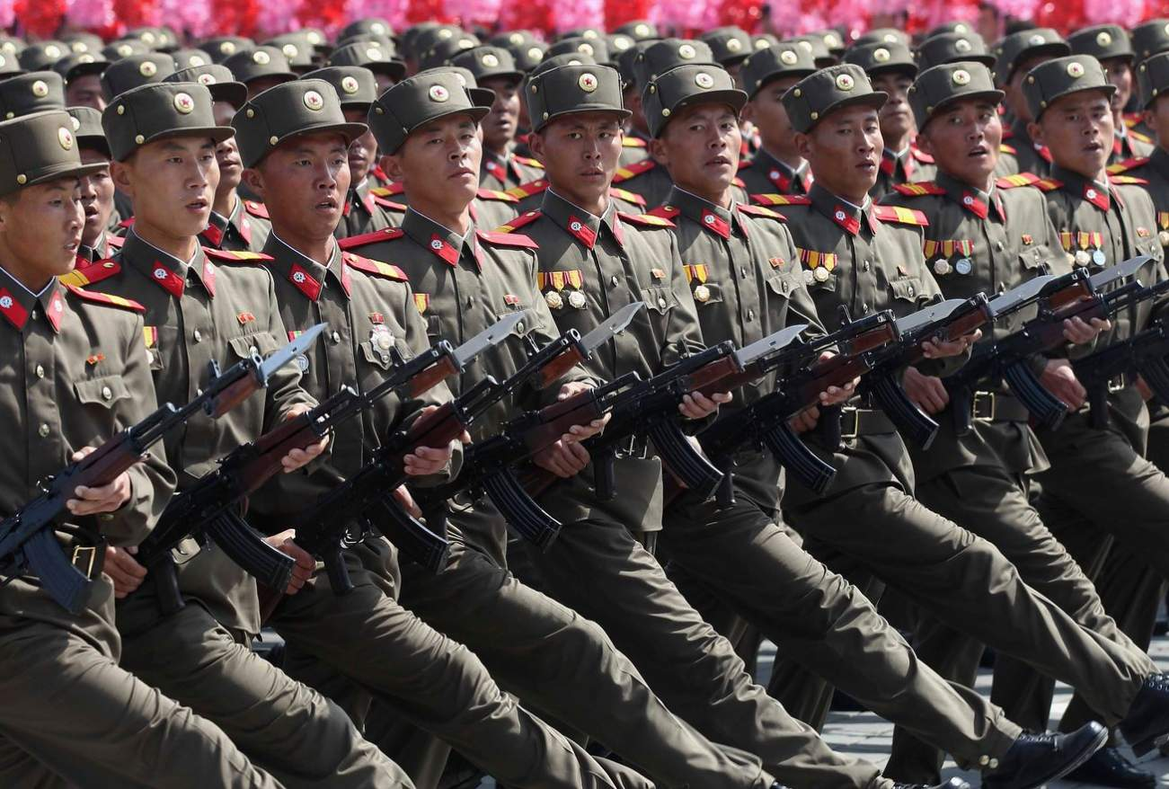These Are the Reasons to Never Fight Another War With North Korea