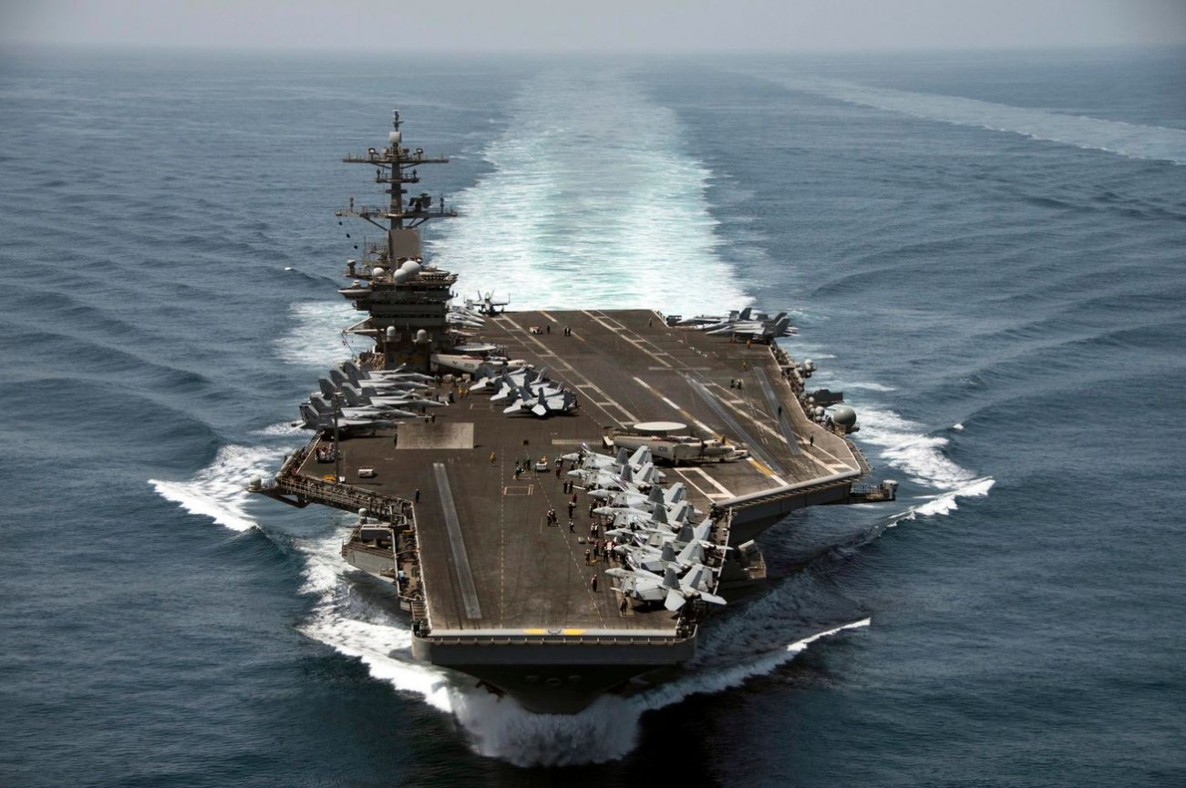 Why Did the Navy Build Super Aircraft Carriers Instead of a Lot of Medium Ones?