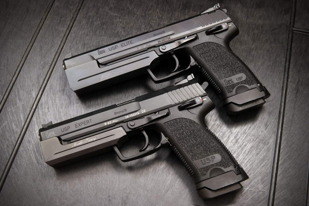 Meet the German Army's P12: The Finest .45 ACP Gun Ever to Exist?
