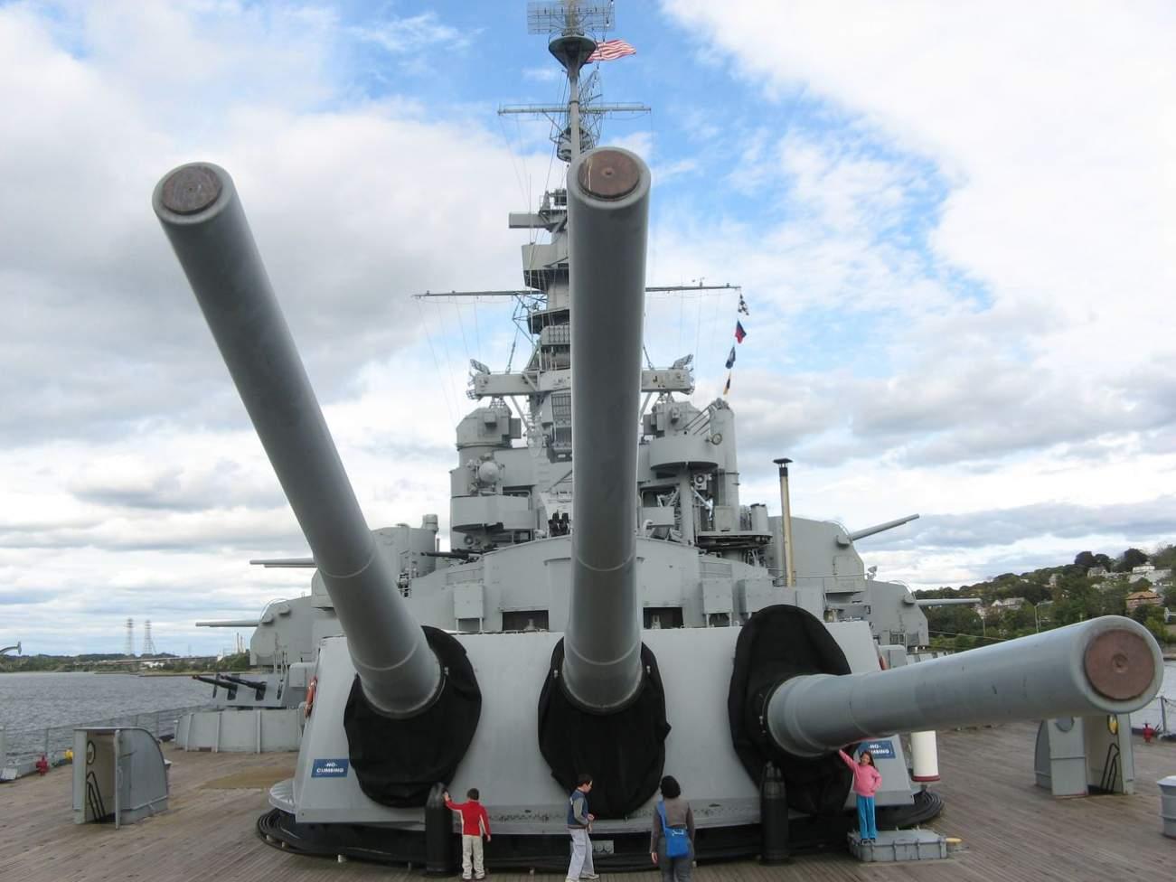 Why Imperial Japan Hated the Battleship U.S.S. Massachusetts