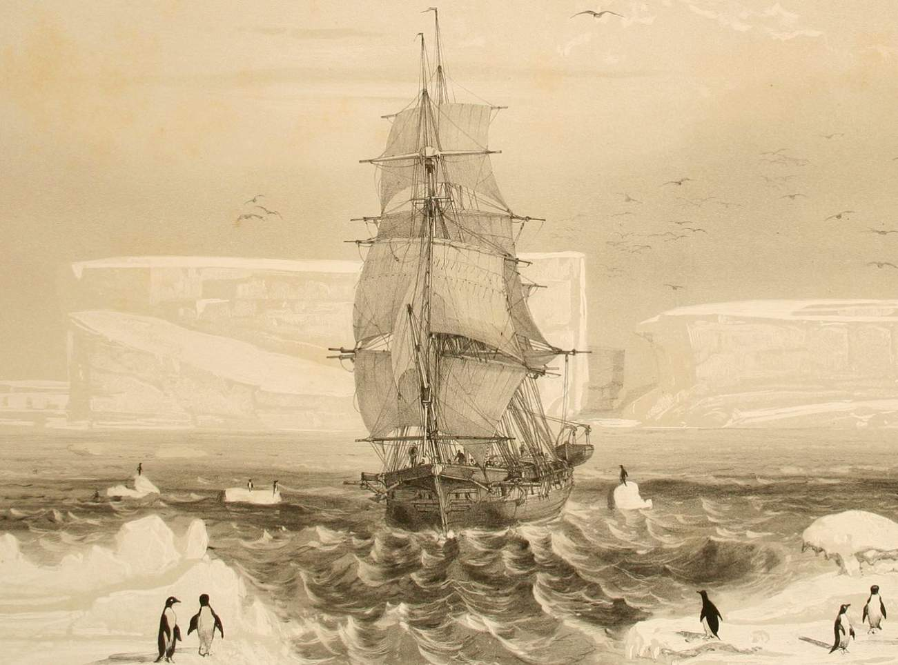 Amazing: How Explorers Have Braved to Cold to Investigate Antarctica for 200 Years