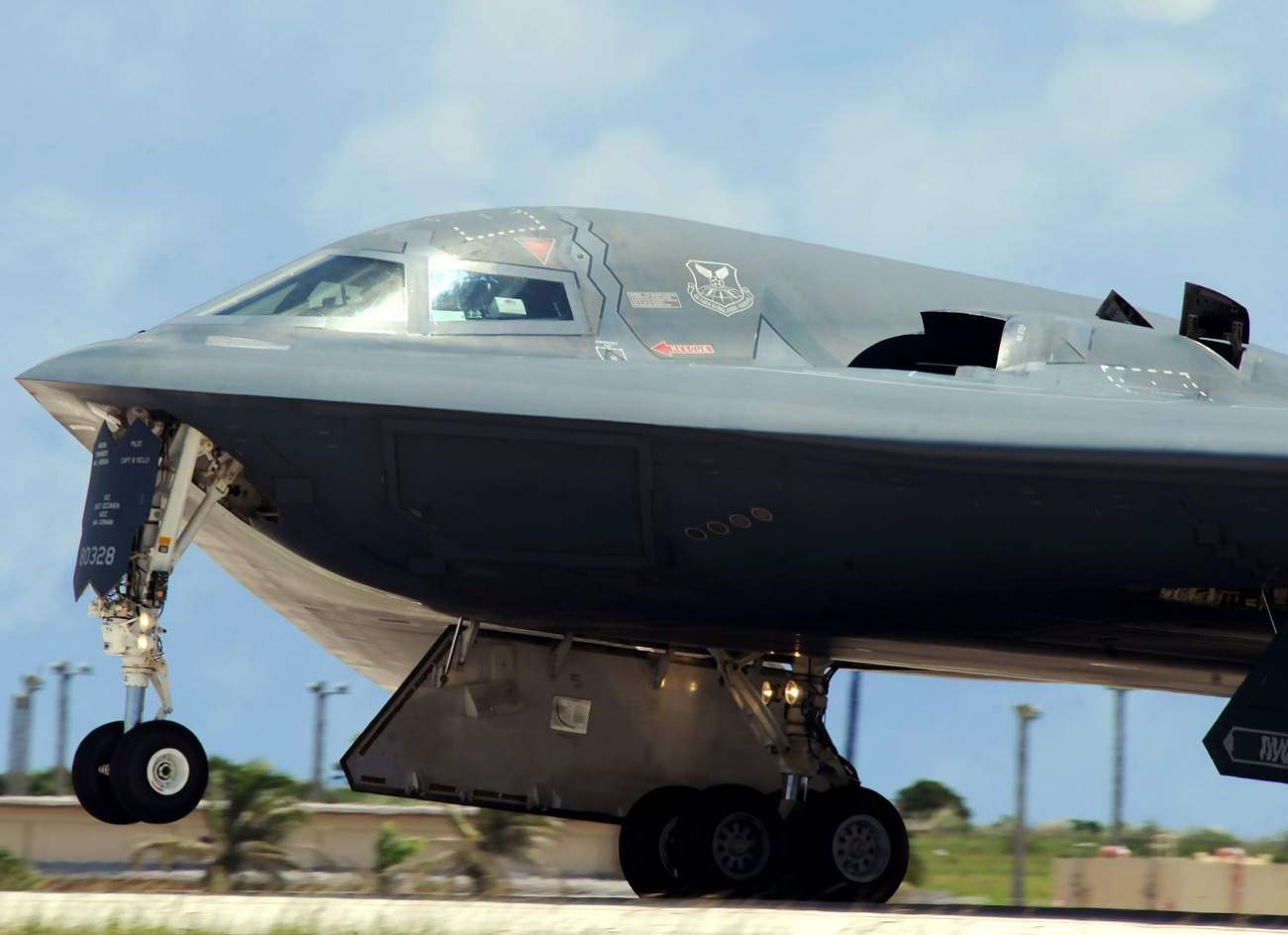 What If the New B-21 Stealth Bomber Could Also Fight Other Aircraft?