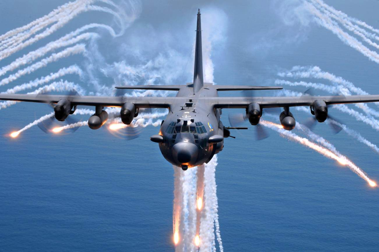 Air Force Special Operations Are Ready To Take On A 'Major Power'