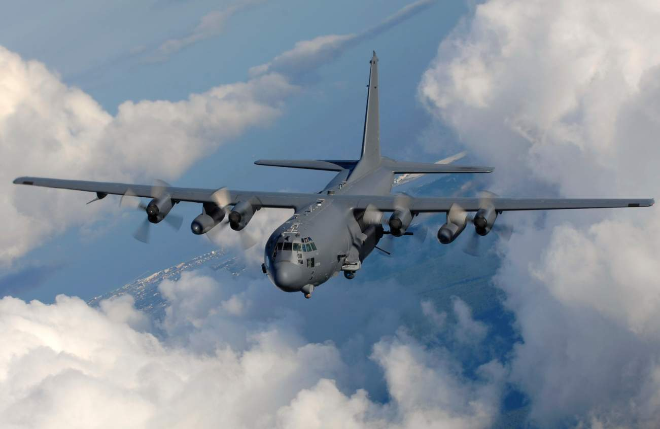 Death From Above: The Air Force's Fearsome AC-130 Gunship Is Getting Upgrades