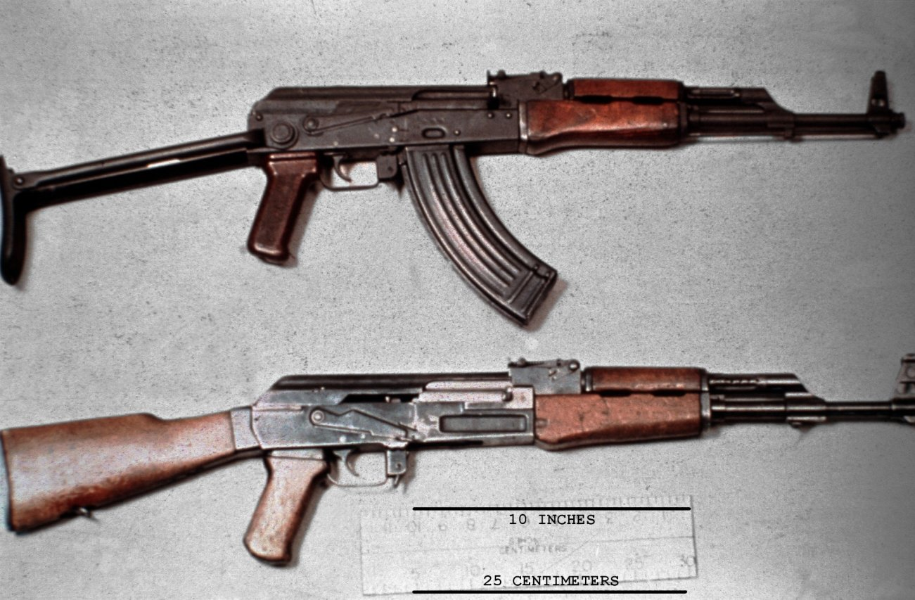 You're Dead: Of All The World's AK-47s, This One Is The Best