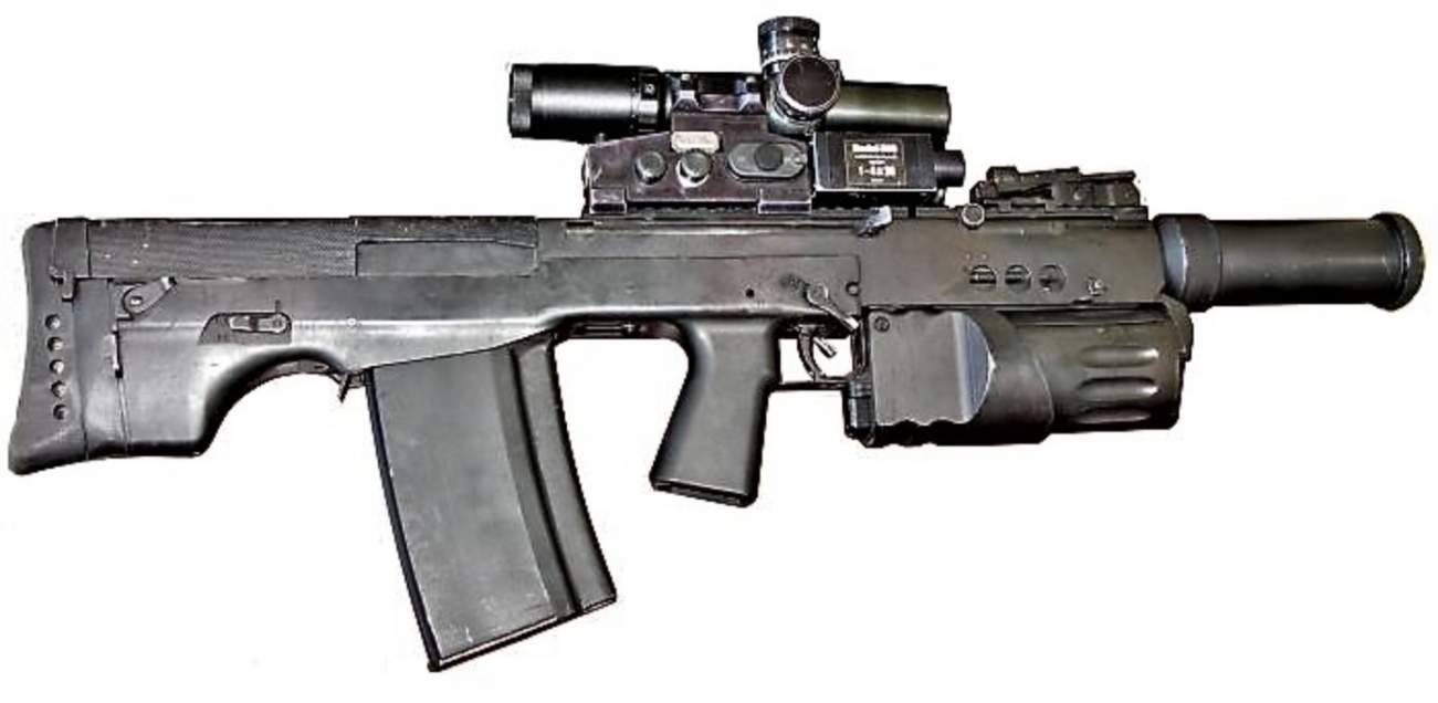 Why The Russian FSB Loves Moscow's New ShAK-12 Assault Rifle