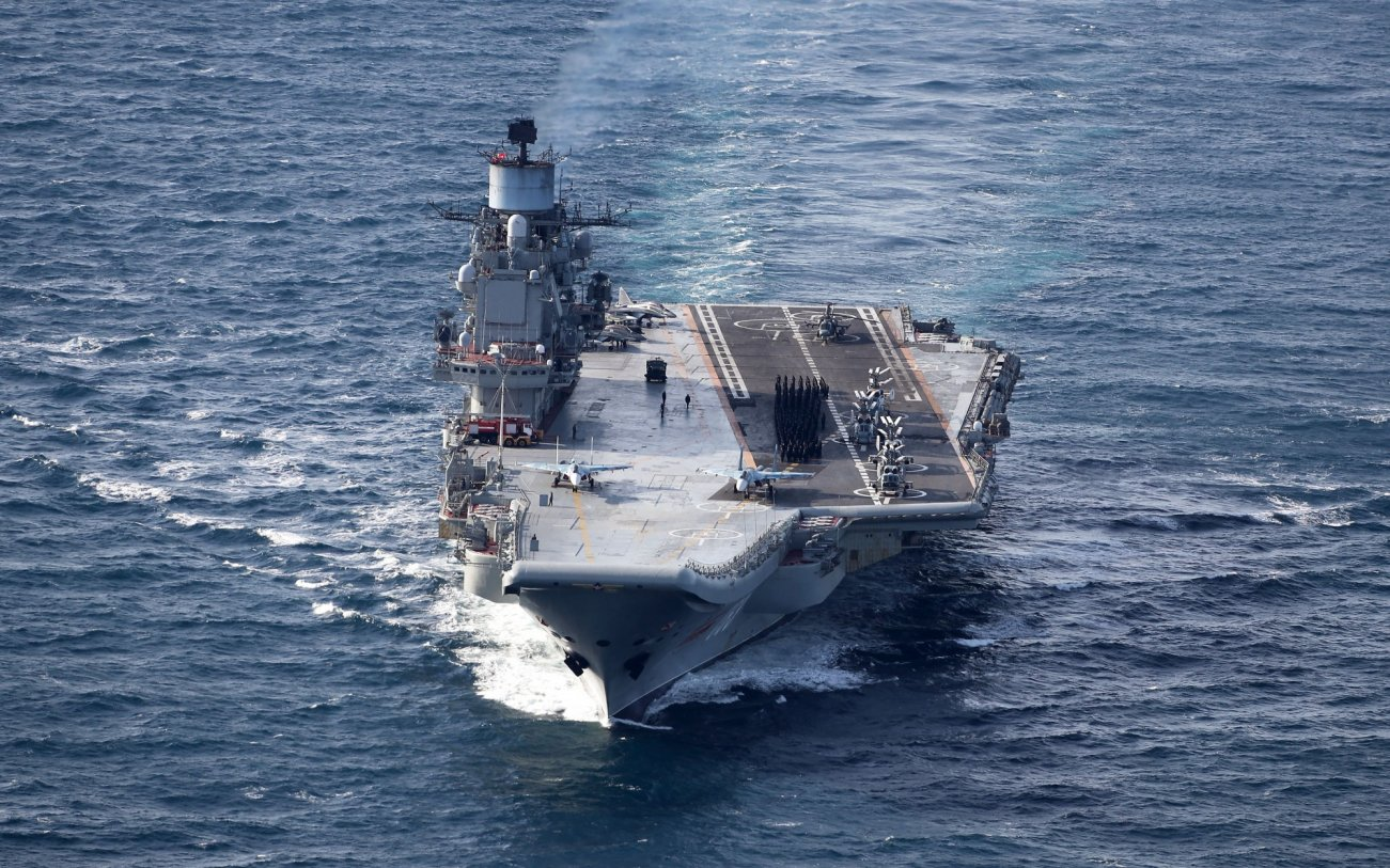 If America Can Have Nuclear-Powered Aircraft Carriers, Why Can't Russia?