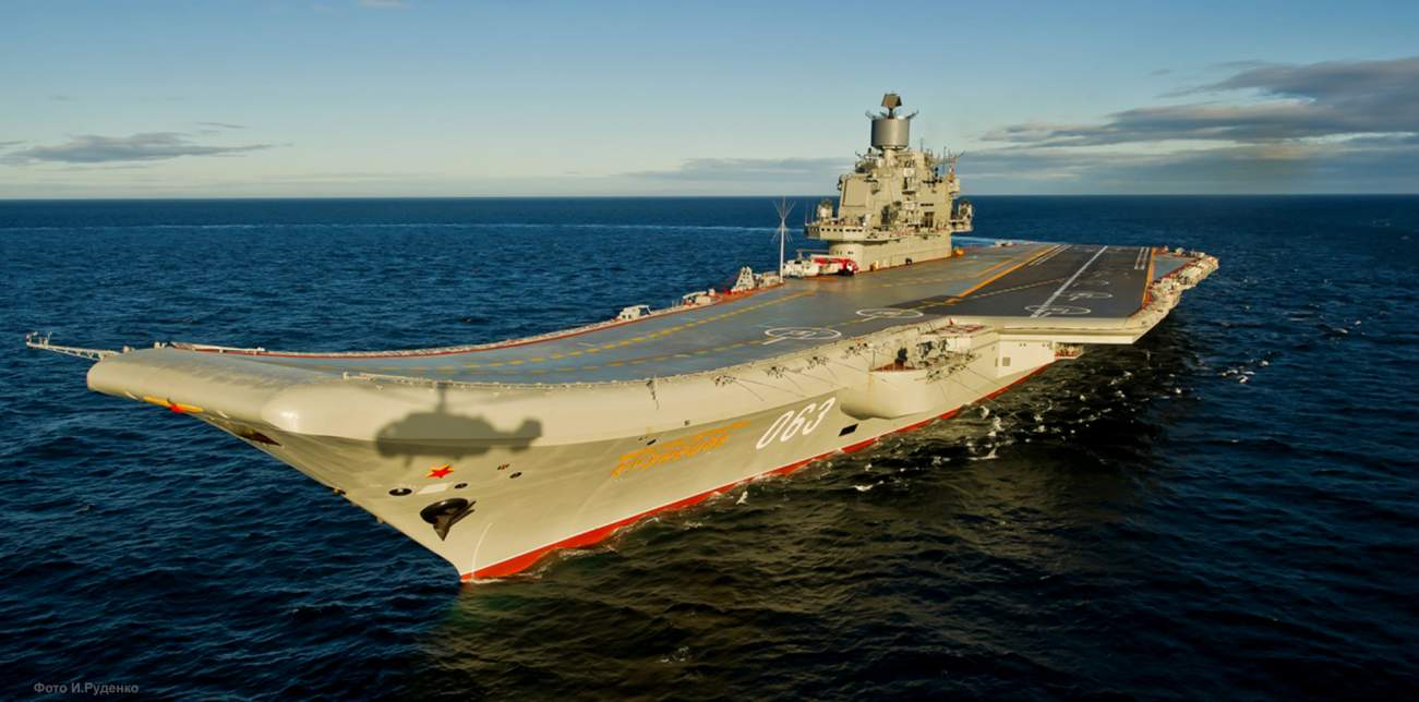 Worst of the Worst: These Aircraft Carriers Should Never Have Been Built