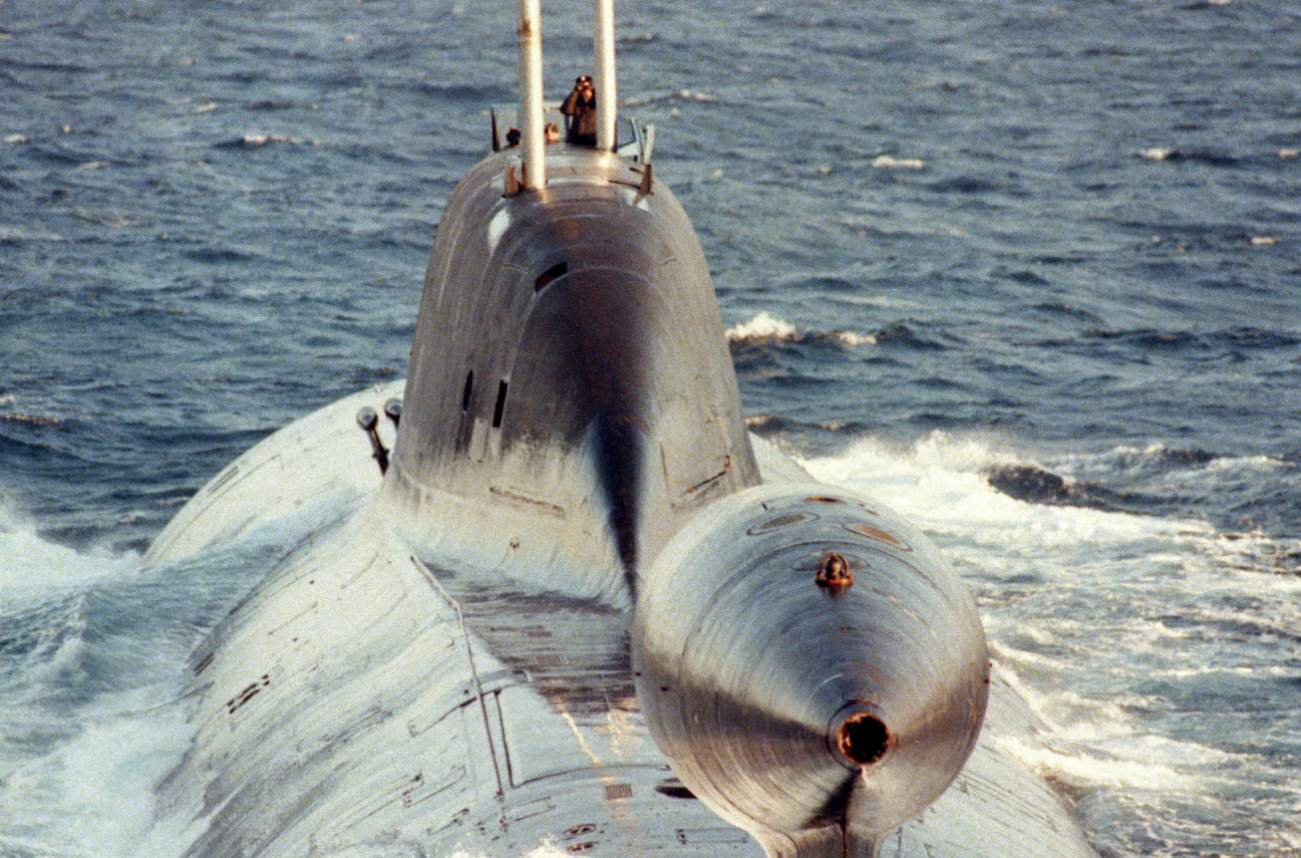 Death from the Deep: The Five Best Cold War Submarines