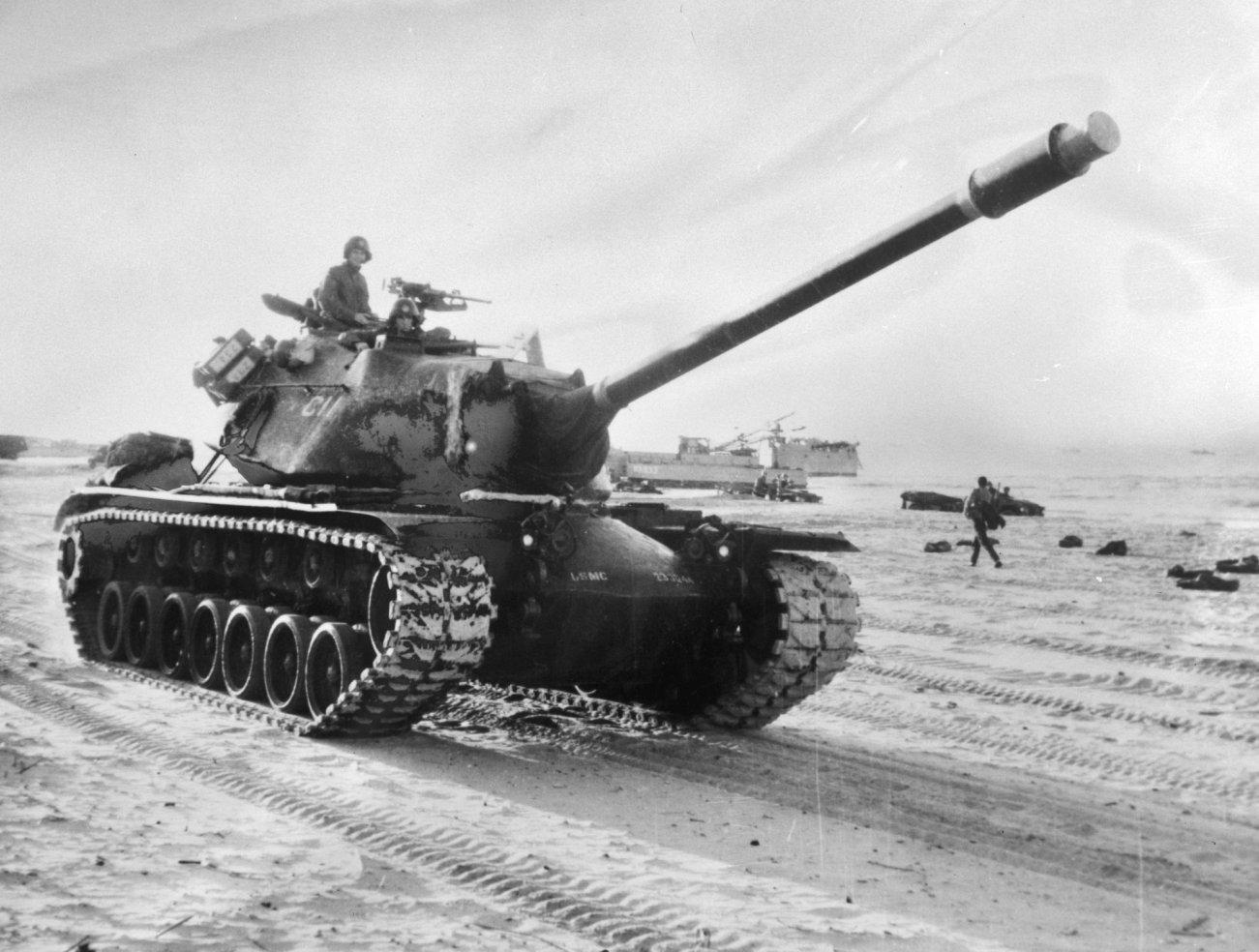 Meet America's Last Heavy Tank – Chrysler's Mighty M103