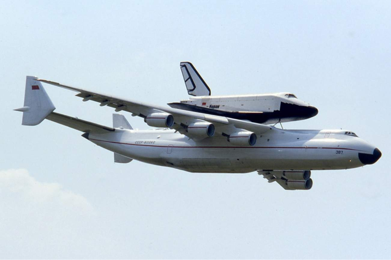Yes, Russia Tried To Build Its Very Own Space Shuttle