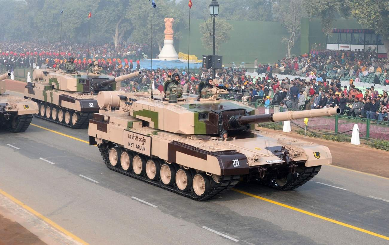 India's Arjun Tank Took Decades to Make. Why?
