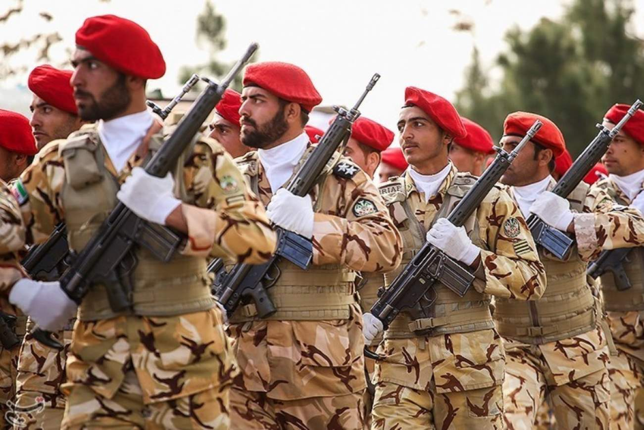 Iran's Gigantic Army May Very Well Have A Glass Jaw