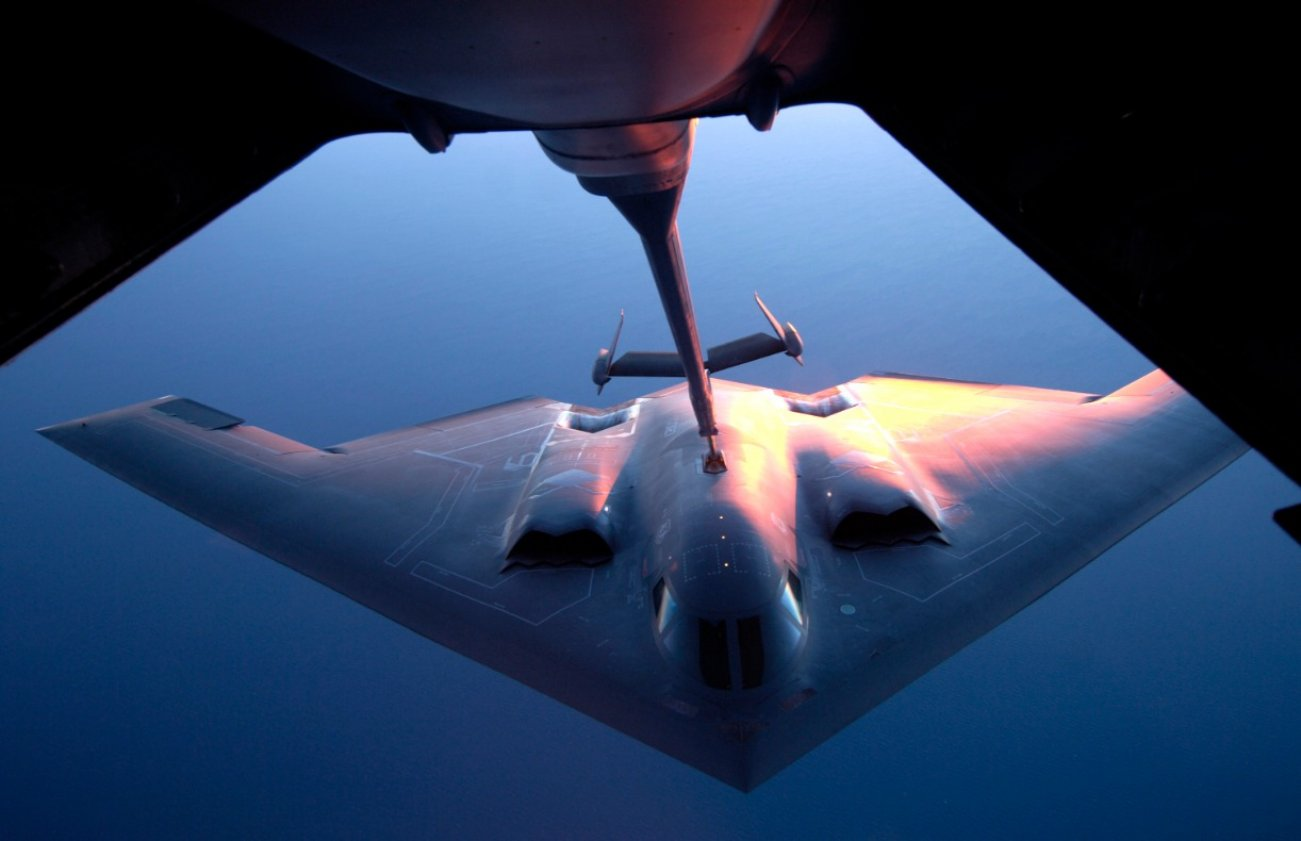 It's Time To Take A Look Inside The B-21 Stealth Bomber
