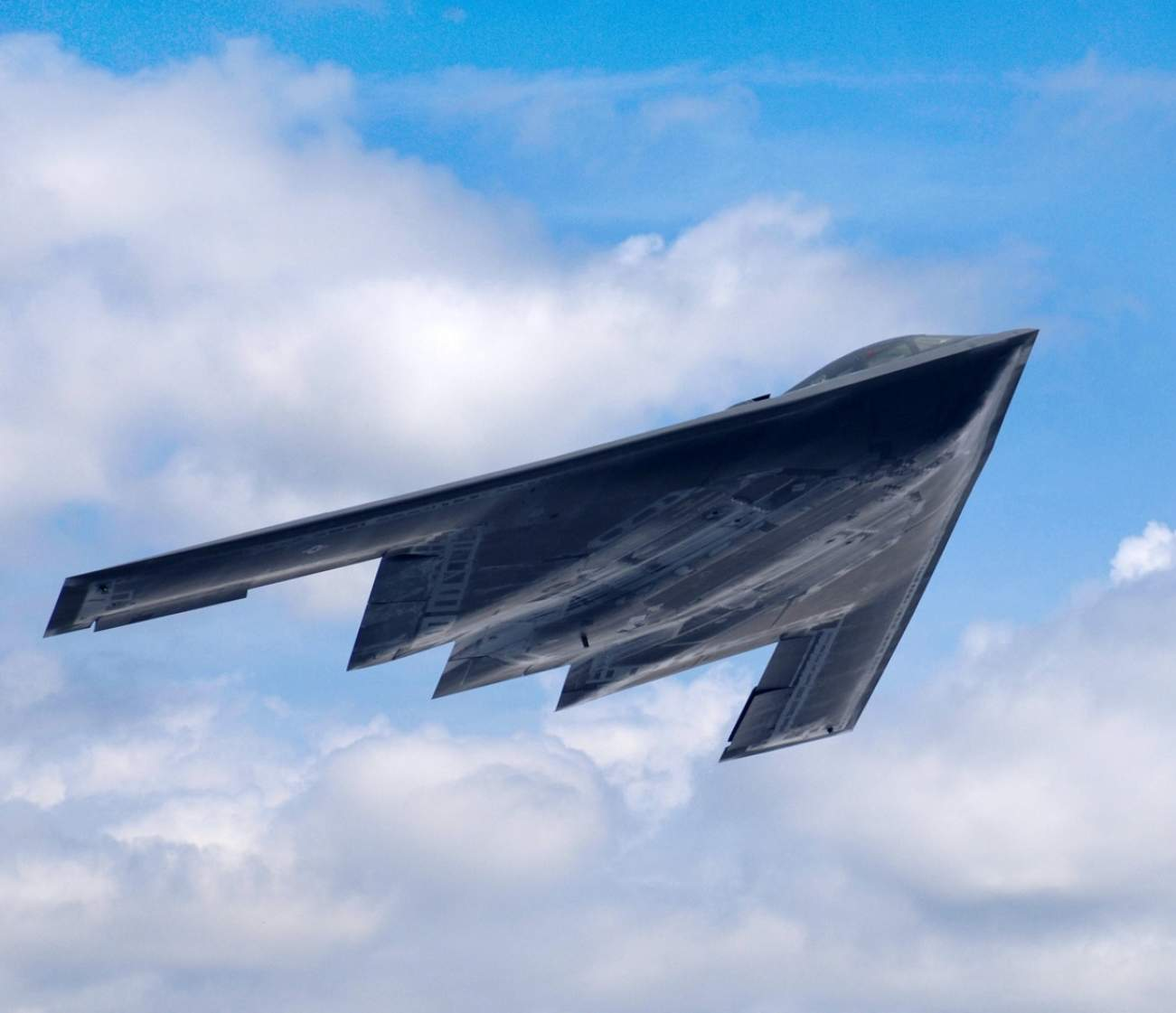 Could the New B-21 Stealth Bomber Also Become a Stealth Fighter?