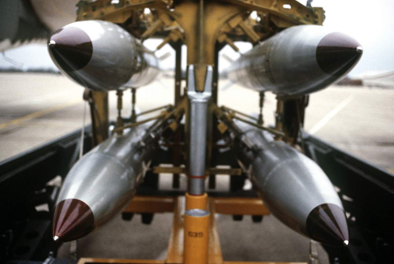 Why the B-61-12 Bomb Is the Most Dangerous Nuclear Weapon in America's Arsenal