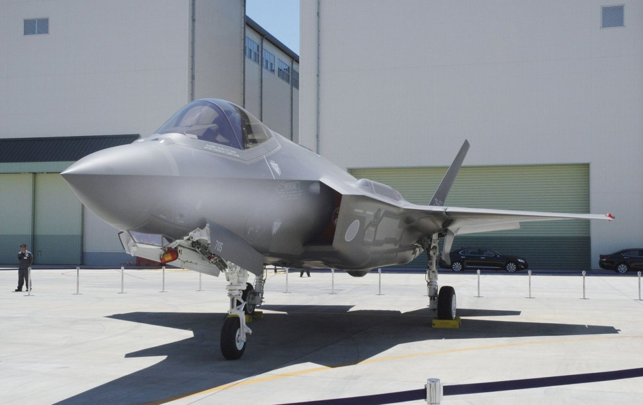 How Japan Is Responding to China's Increasingly Close Air Patrols (Like F-35s)