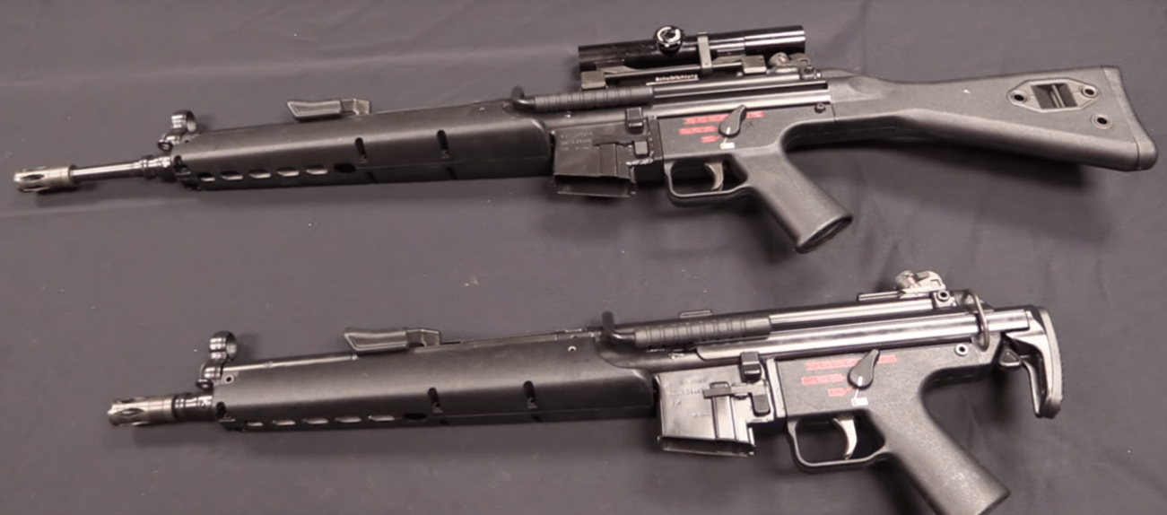 What Ever Happened to Germany's Heckler and Koch G41 Rifle?