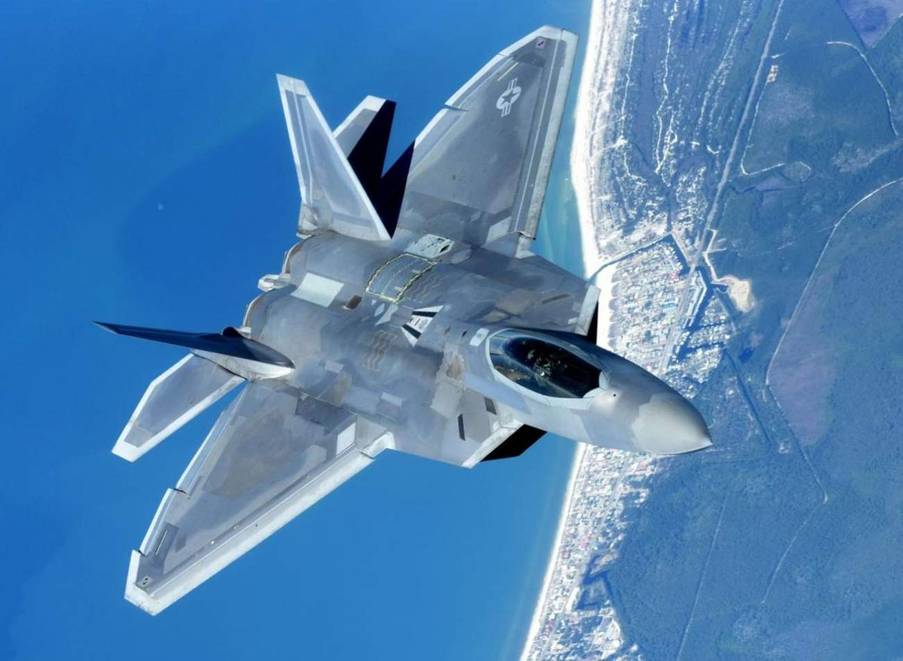 The Air Force Has Given the F-22 a New Weapon (And a New Way to Wage War Too)