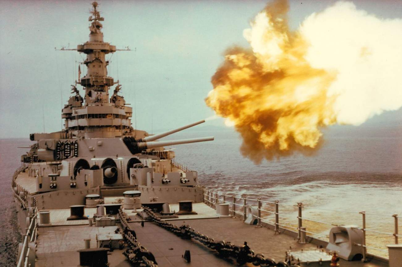 How the Navy's Battleships Could Leave Their Museums—and Return to Active Duty