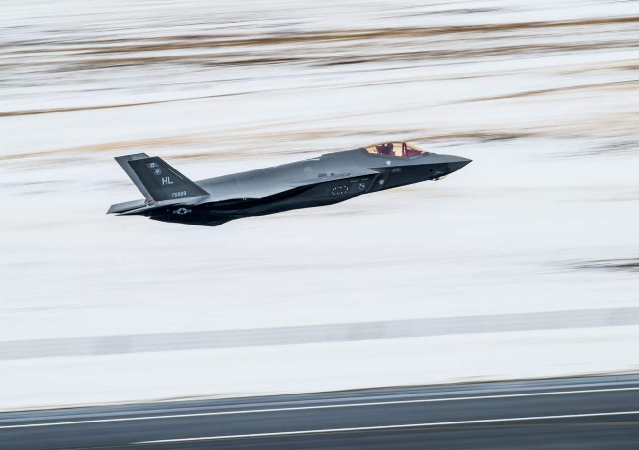 Wild: Japan Wants to Cross an F-22 and an F-35 Into a New Stealth Plane