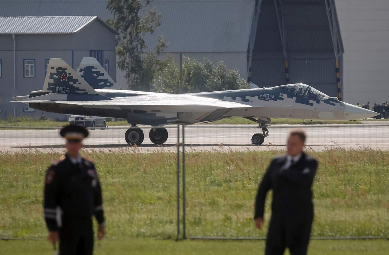 Close, But So Far: Russia's Su-57 Stealth Fighter Isn't Ready for War Yet