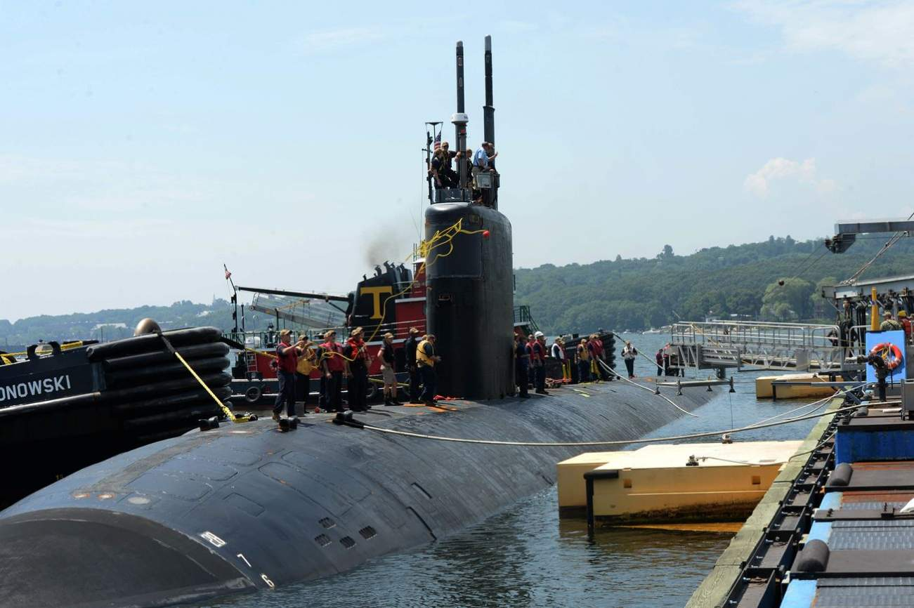 Cold War Killers: Meet the Navy's Deadly Los Angeles-Class Submarines