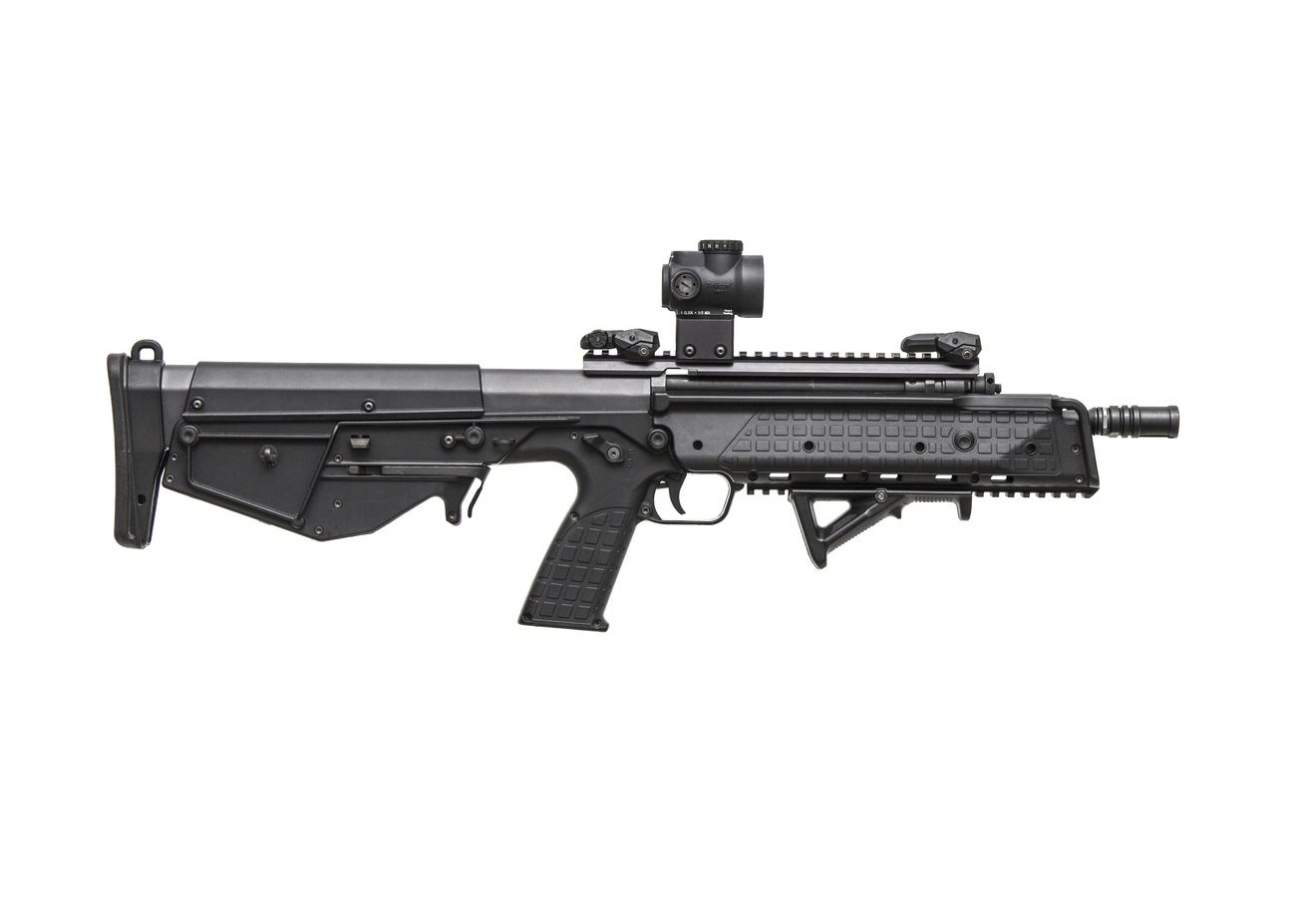 Forget the AR-15: The Kel-Tec Rdb Semi-Automatic Rifle Is Better