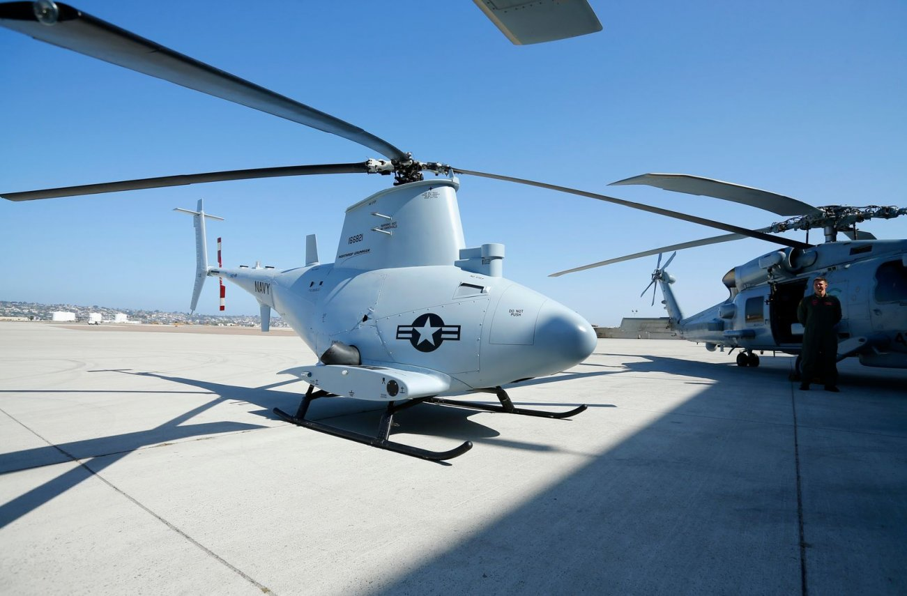 The U.S. Military Wants Start-Ups to Help It Build Better Drones and Robots