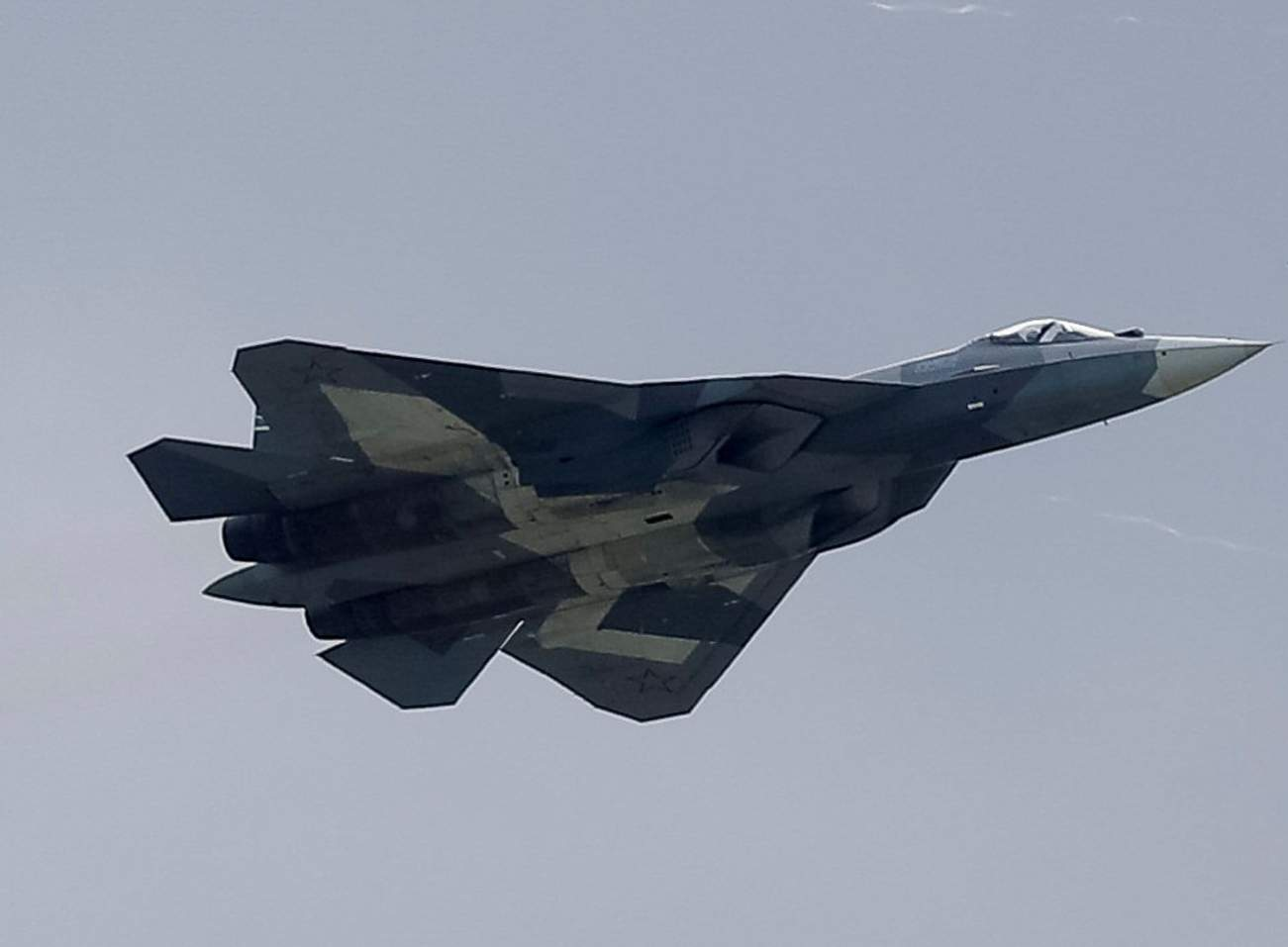 Why Russia's SU-57 Stealth Fighter Isn't All It's Cracked up to Be
