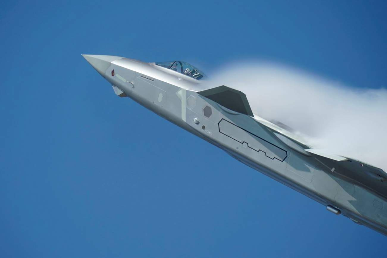 Missile Mayhem: China Has Given Its J-20 Stealth Fighter a New Long-Range Weapon