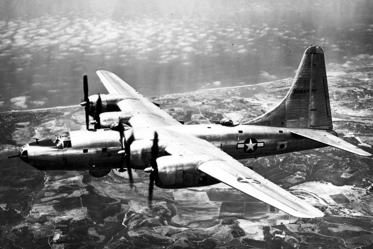 You've Heard of the B-29, But Have You Met the B-32 Bomber?