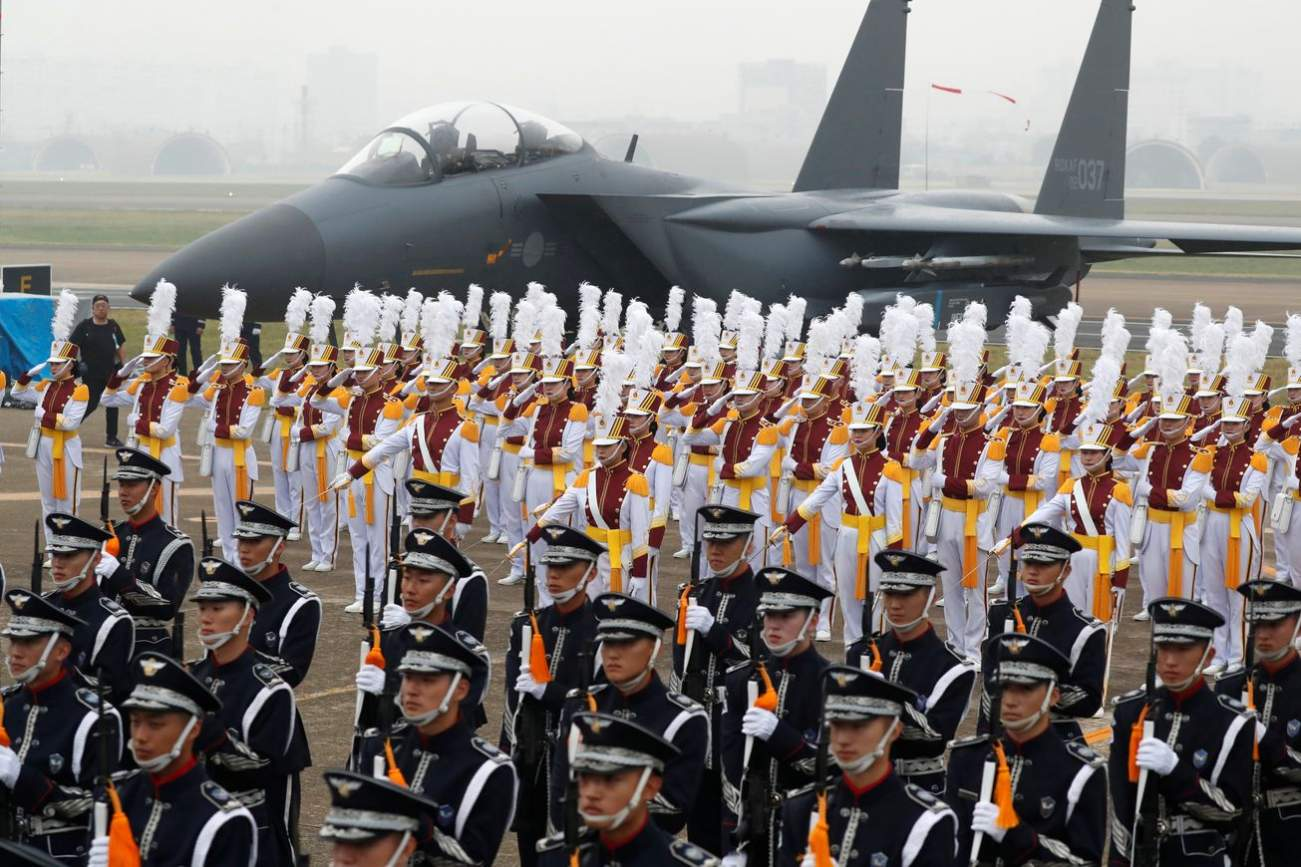 Why North Korea Is so Scared of South Korea's Mighty Air Force