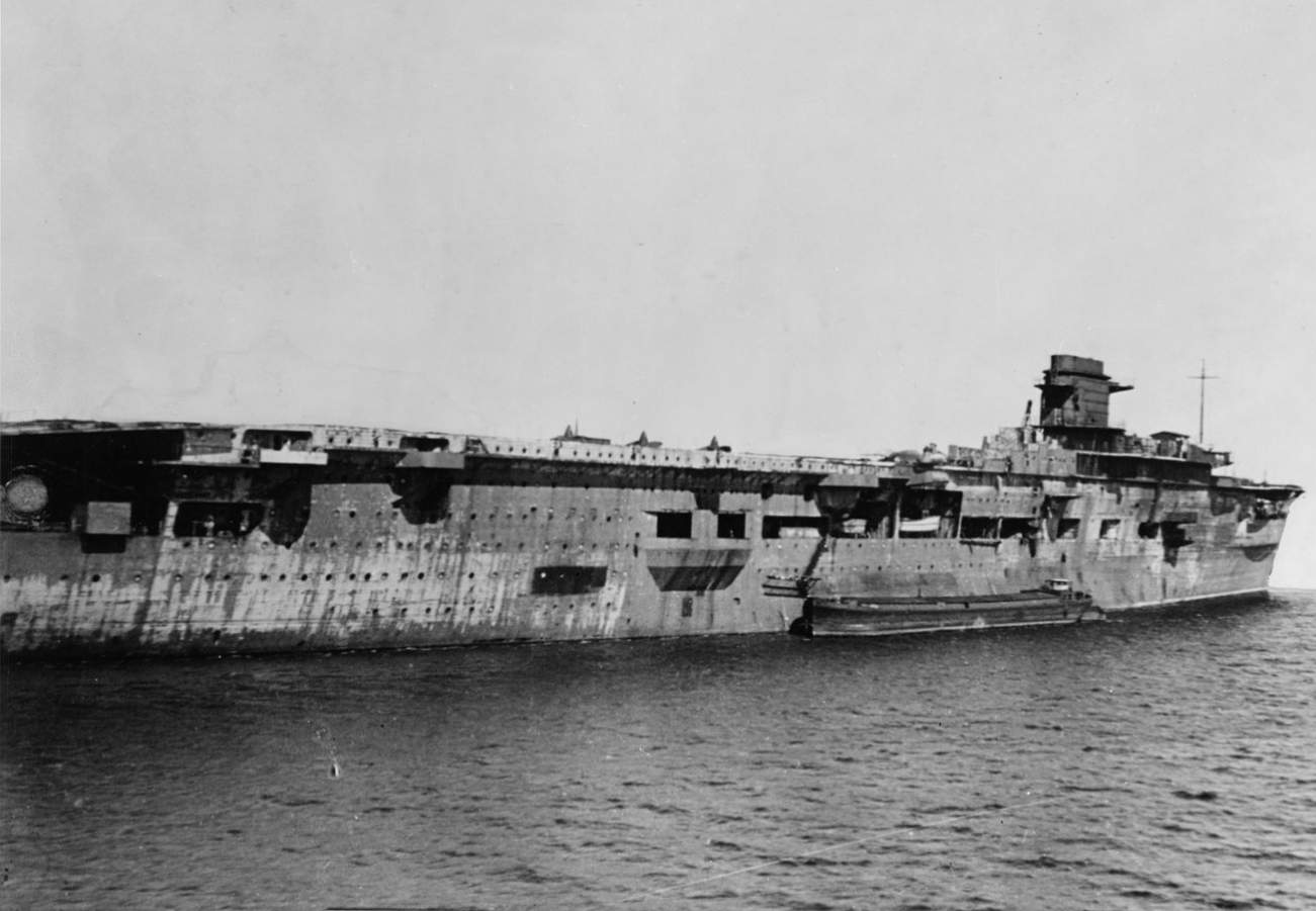 Meet the Infamous Graf Zeppelin: The Only Aircraft Carrier the Nazis Ever Built