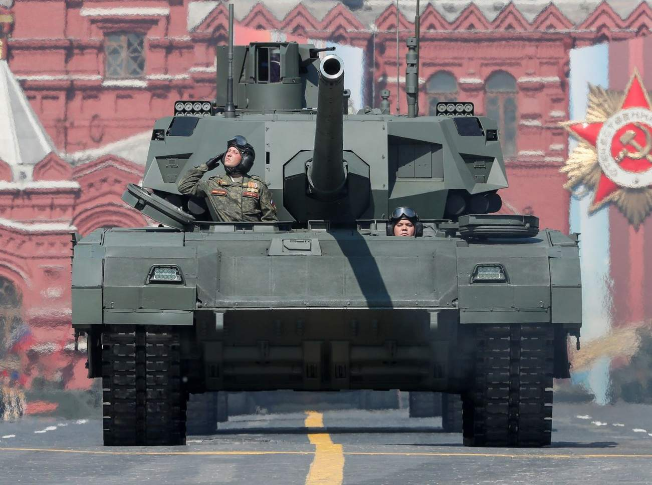 Even Russia Knows Its High-Tech T-14 Armata Tank Is in Deep Trouble