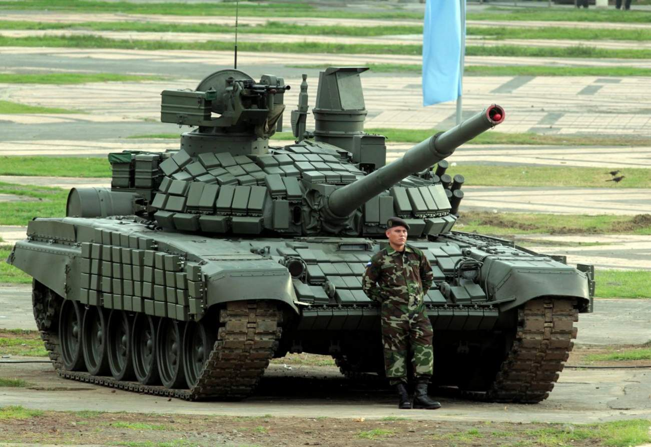 Is Russia Really Building T-72B3 Robot Tanks?