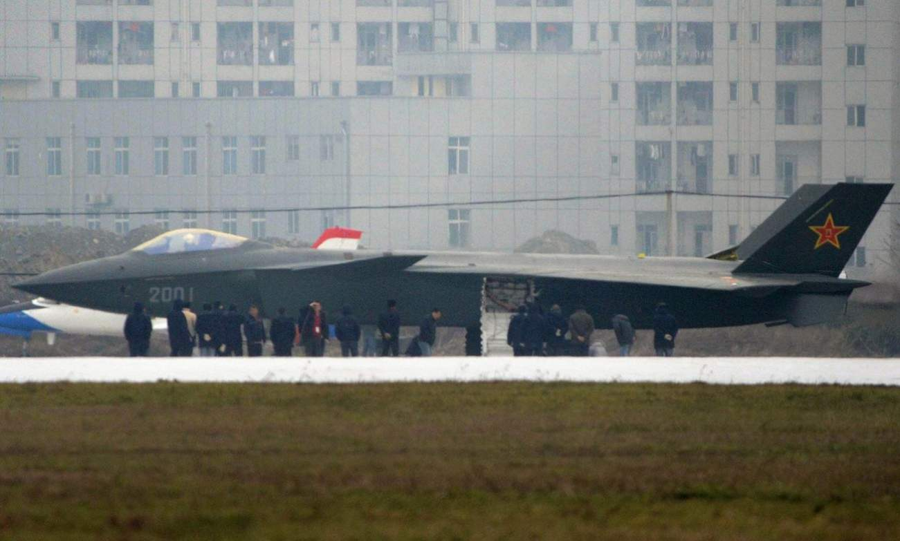 Why China's J-20 Stealth Fighter Is Still a Legit Threat