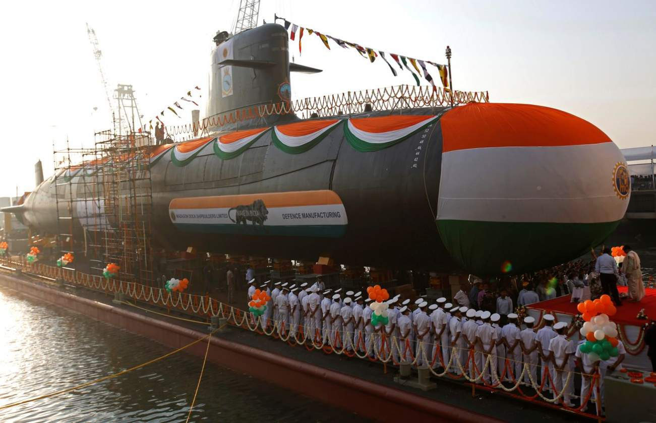How One Open Hatch Nearly Cost India a $2.9 Billion Nuclear Submarine