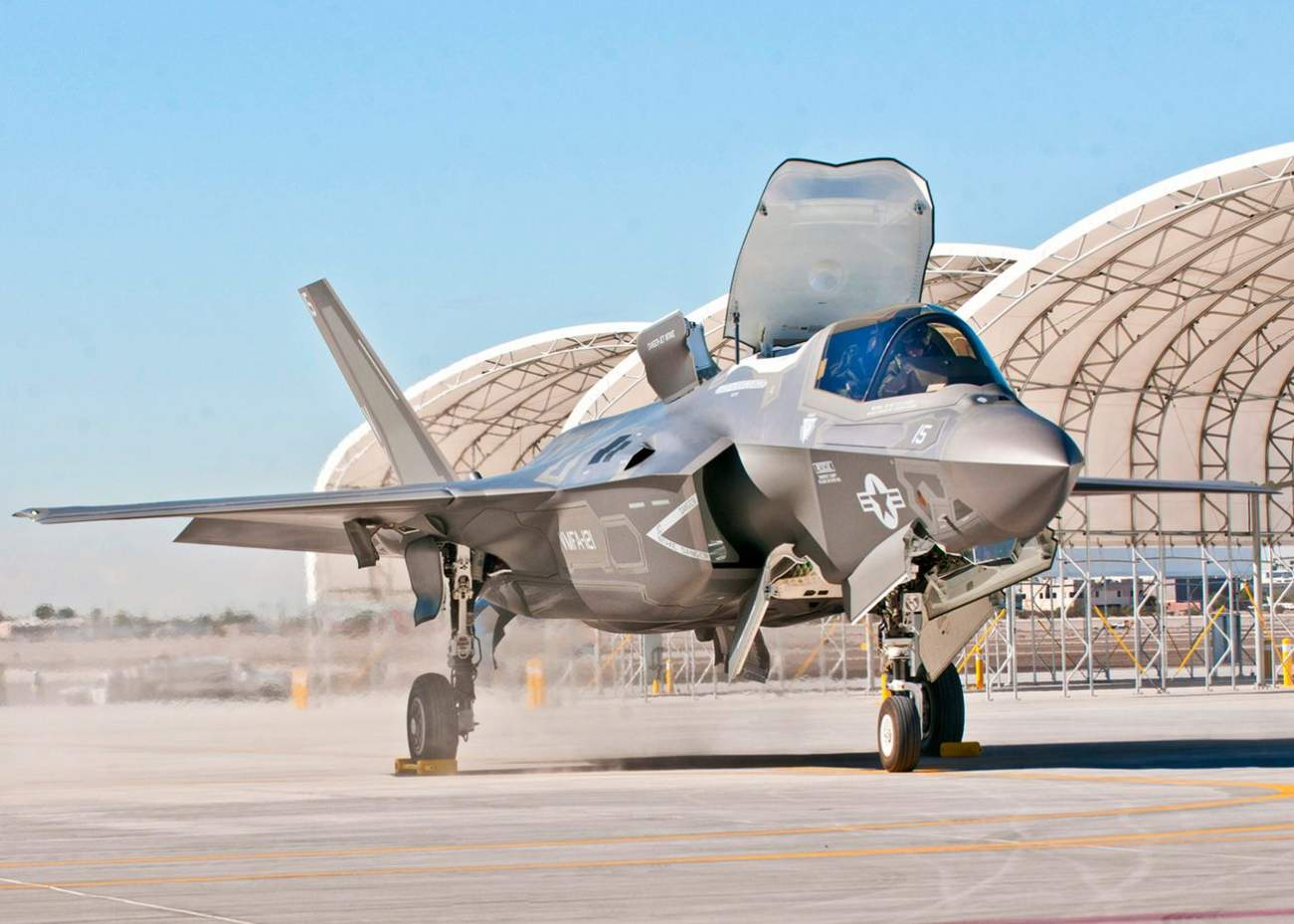 Watch out China: The Marines and the F-35 and Are a Powerful Duo