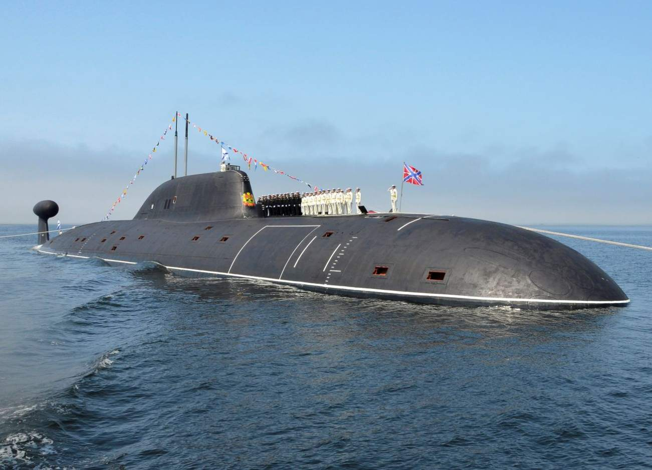 Why Is Russia Sending New Submarines to the Arctic Circle?