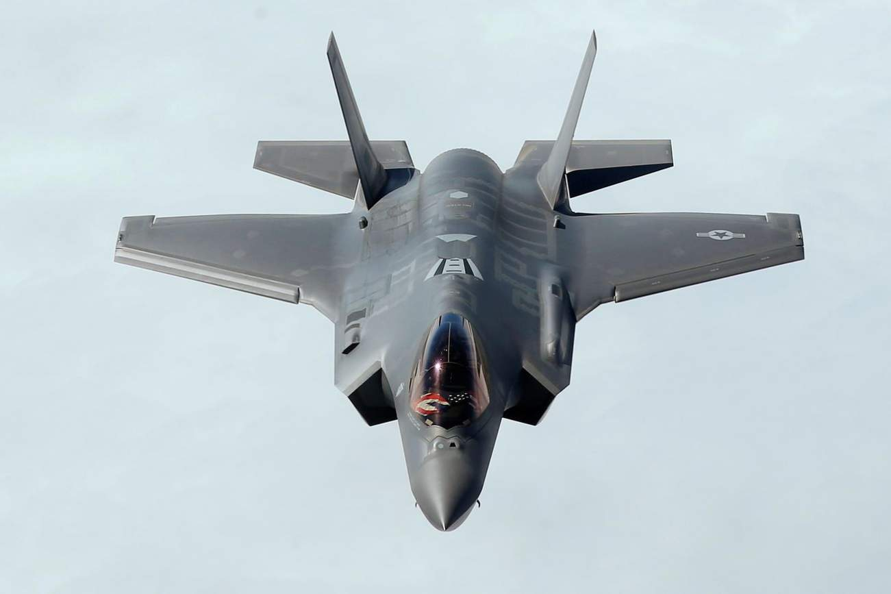 """Yes Turkey Is Trying to Build Its Own """"F-35"""" Like Stealth Fighter"""
