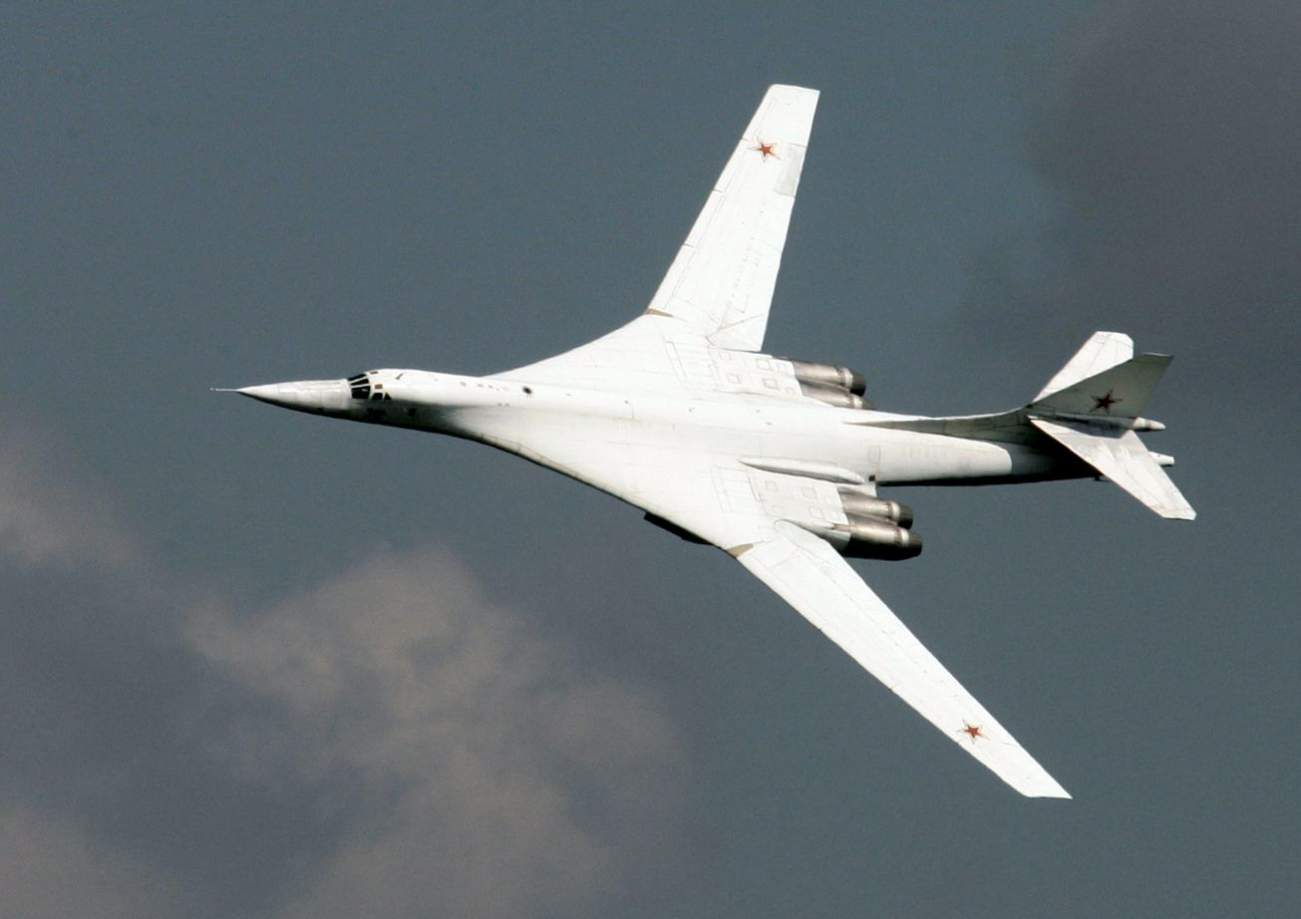 In 2019, Russia Sent Two Tu-160 Nuclear Bombers to Say Hello to Alaska
