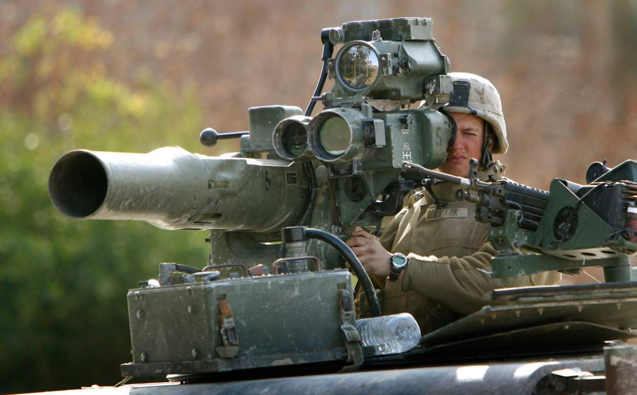 How Syrian Rebels Used American-Built TOW Missiles to Blow up Russian Tanks