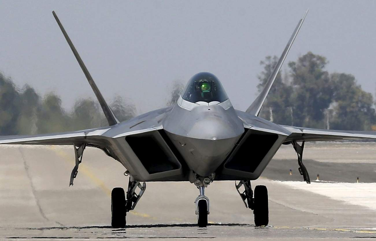 What America's Stealth Fighter Pilots Need to Learn From World War II