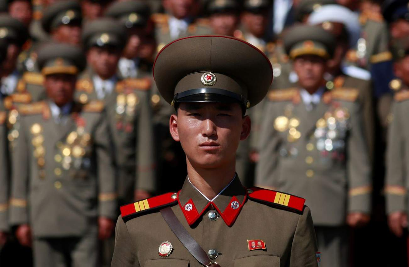 Why the Soviet Union Is to Blame for North Korea's Military Rise